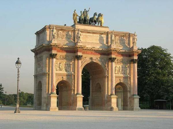 Триумфальная арка, Рим