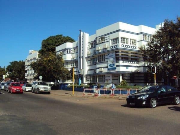 африканский стиль в архитектуре