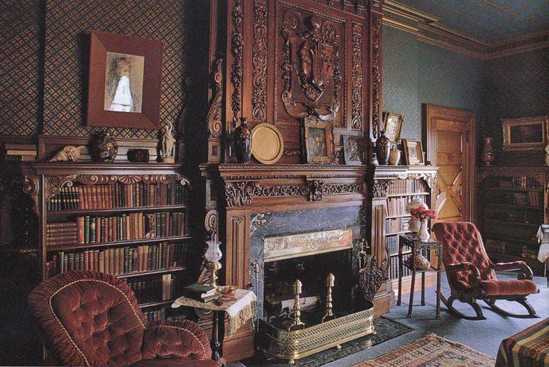 Английский стиль в интерьере аристократическая классика