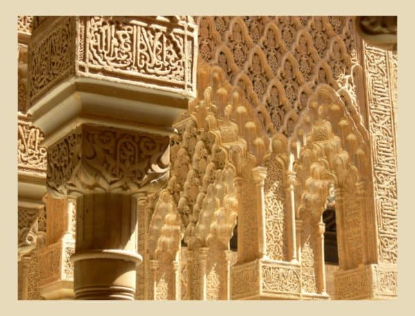 архитектура в индийском стиле