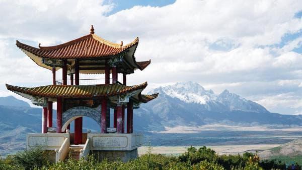 китайская часовня