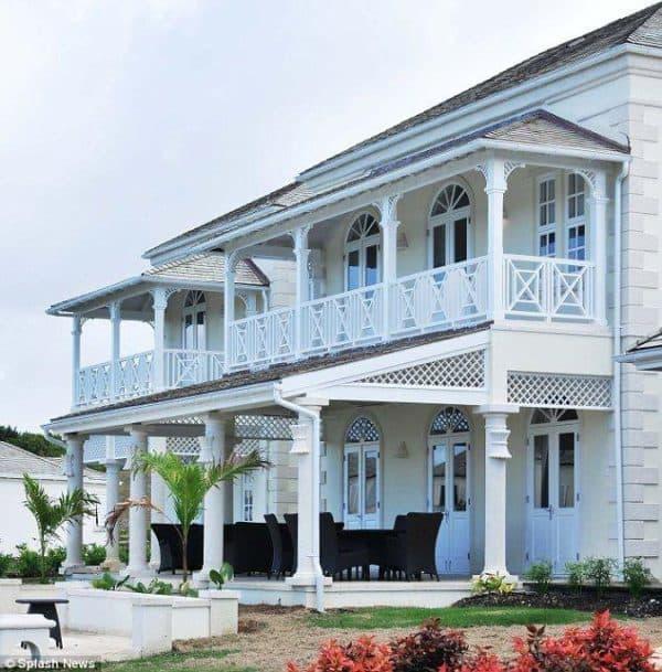 колониальный стиль в архитектуре