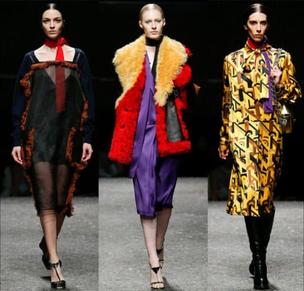 Современная мода в стиле конструктвизм