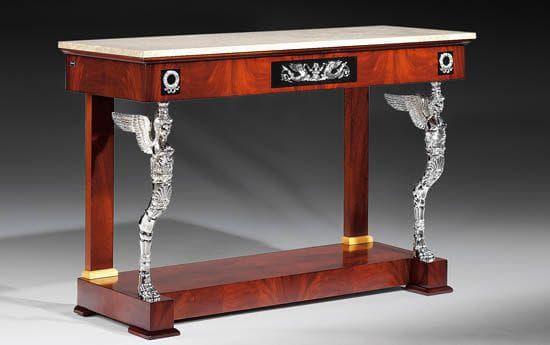 предмет мебели в стиле Ампир