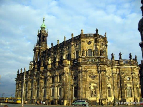 архитектура в стиле рококо