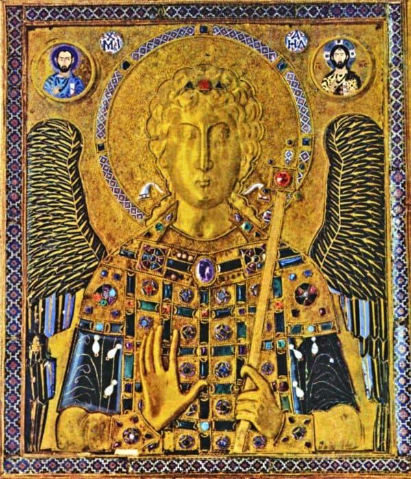 Икона-покровитель и Михаил