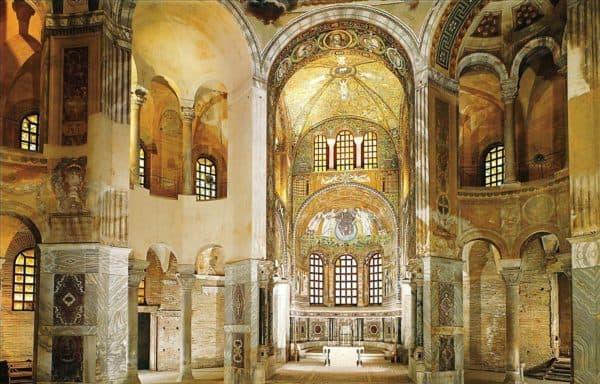 Церковь Сан-Витале