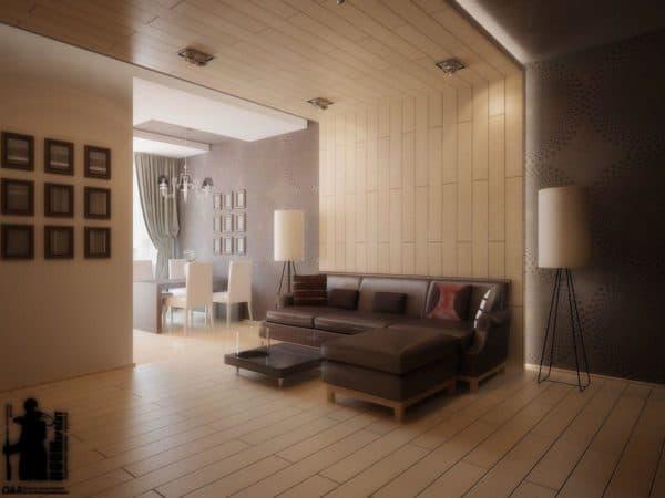 корпусная и модульная мебель в стиле брутализм