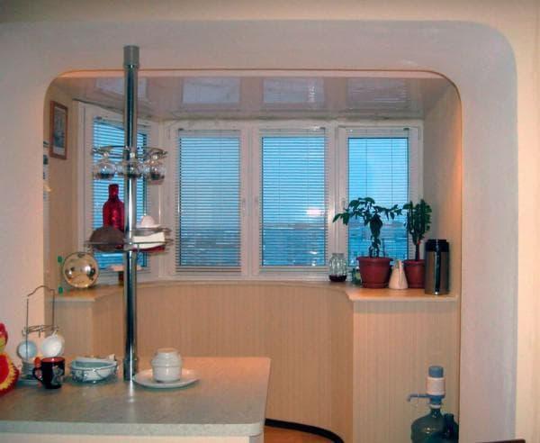 кухня студия в хрущевке фото