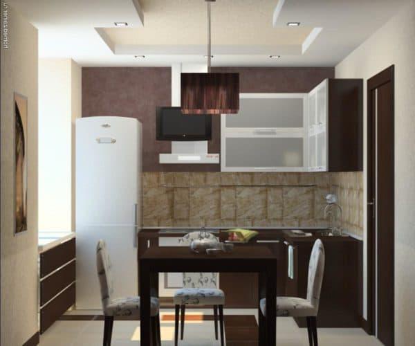 ремонт кухни фото дизайн
