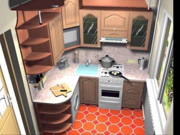 кухня дизайн интерьер фото
