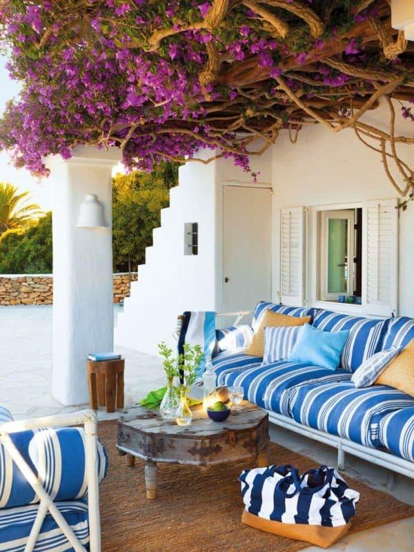 отдых на вилле в средиземноморском стиле