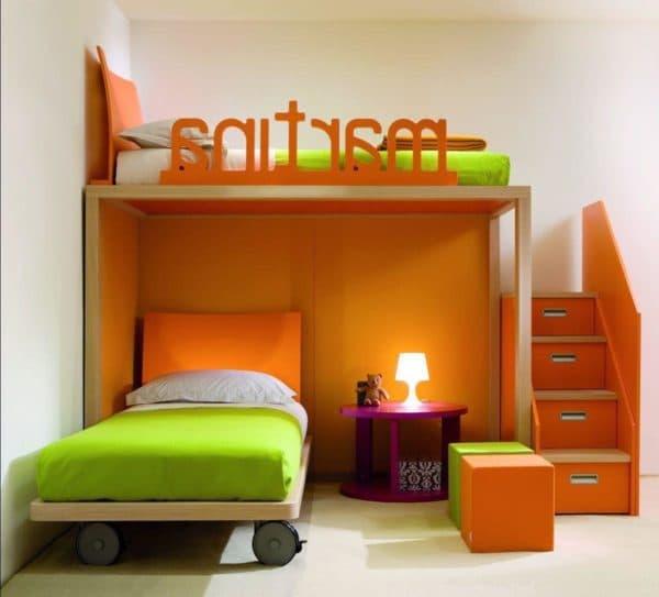 дизайн комнаты для мальчика и девочки