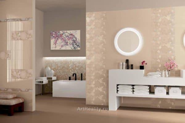 испанская керамическая плитка для ванной комнаты