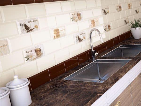 испанская плитка для ванной