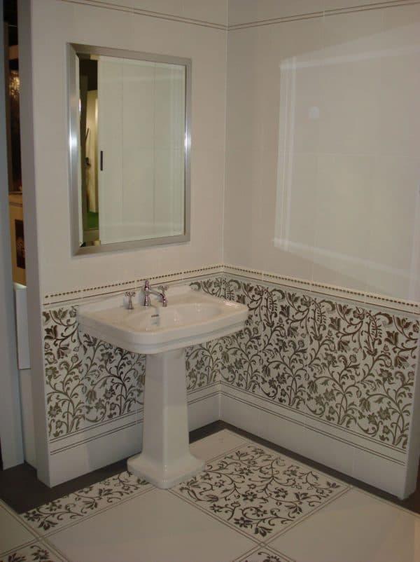 испанская плитка для ванны
