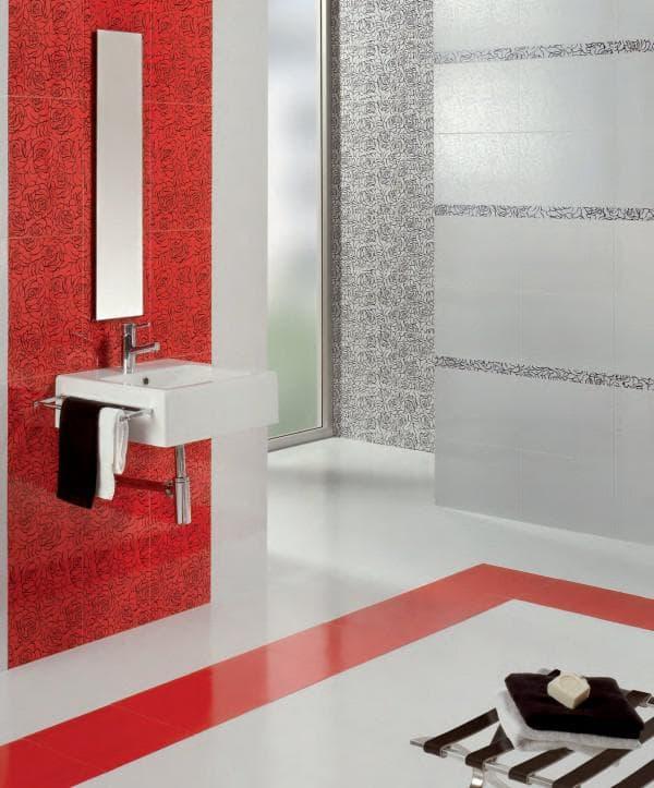 отделка ванной комнаты плиткой фото дизайн