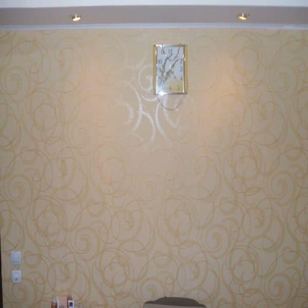 обои шелкография фото для зала