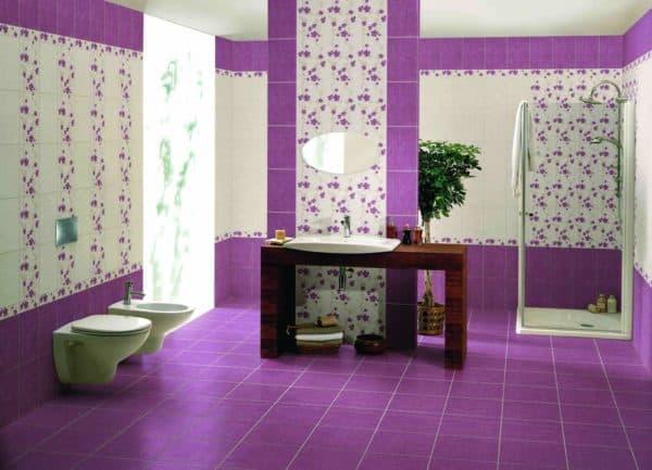 какой размер плитки выбрать для ванной