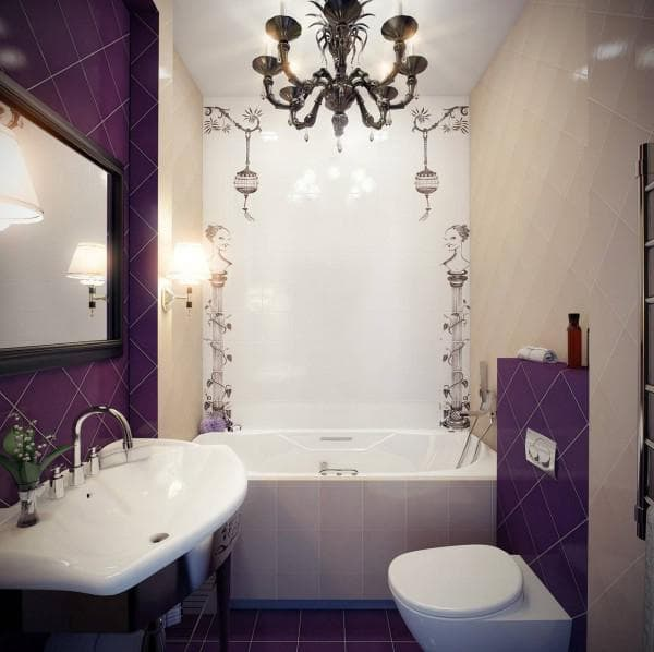 дизайн маленькой ванной в хрущевке фото