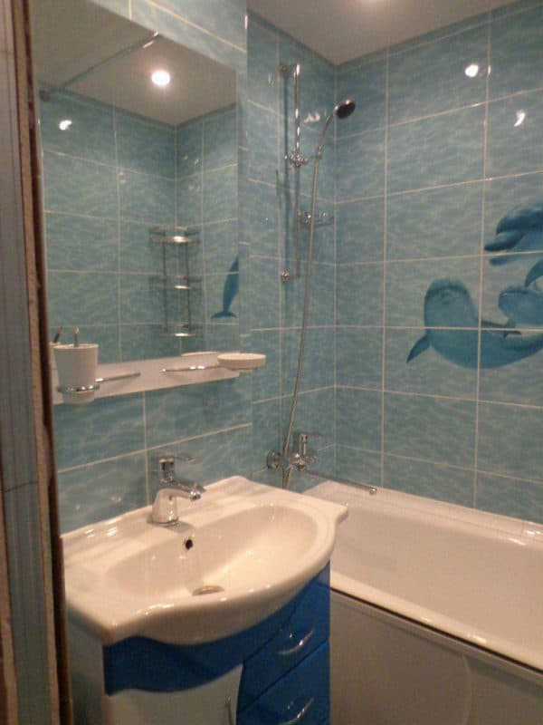 дизайн ванны комнаты в хрущевке