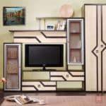 модульные шкафы в гостинную, спальню, кухню