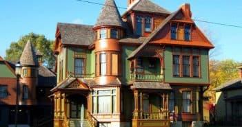 викторианская эпоха, викторианский стиль, викторианская англия, викторианские дома