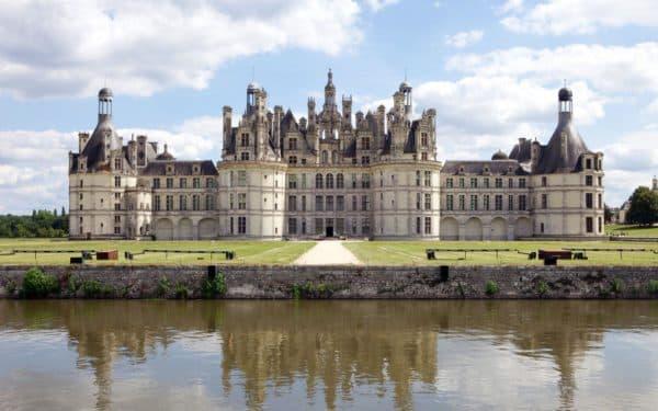 Замок Шамбор, Луара, Франция, 1519-1547 гг.