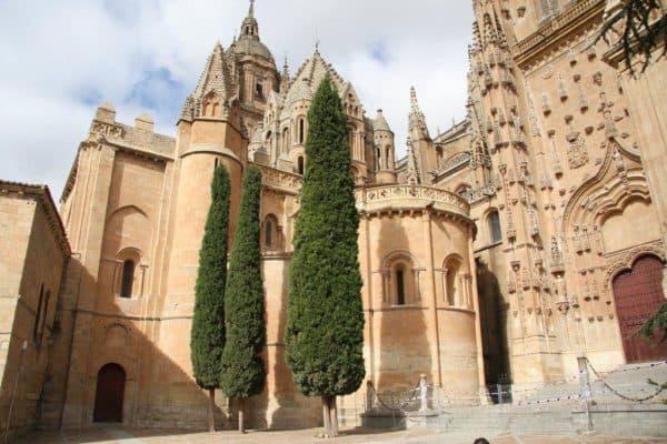 Кафедральный собор в Испании