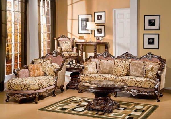 Мебель в викторианском стиле