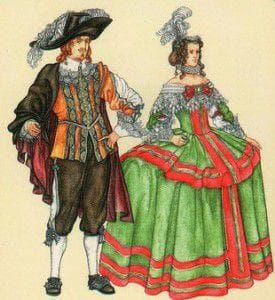 Модные веяния барокко