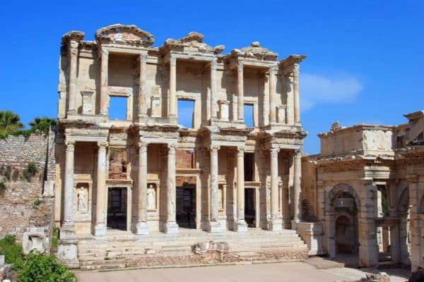 достопримечательности античности