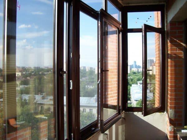 окна в стиле авангард