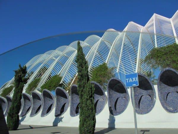 Landmark в Валенсии