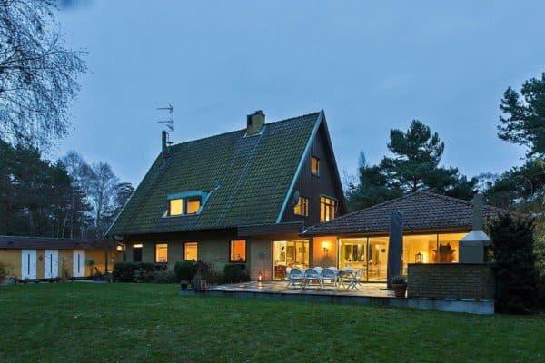 архитектура в скандинавском стиле