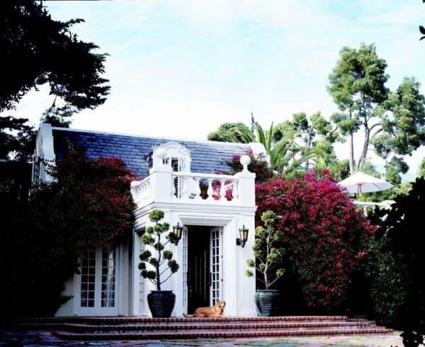 дома в голландском стиле