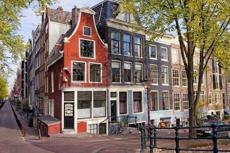 современная архитектура в голландском стиле