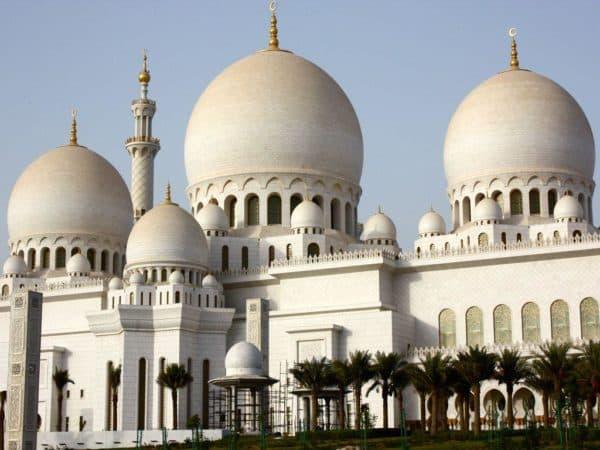 архитектура в марокканском стиле