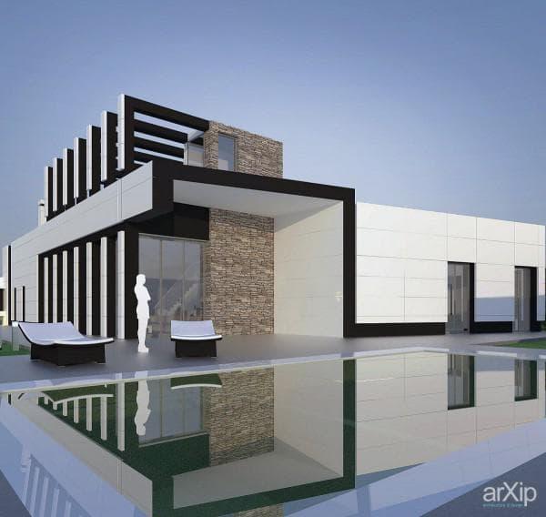 минимализм в архитектуре