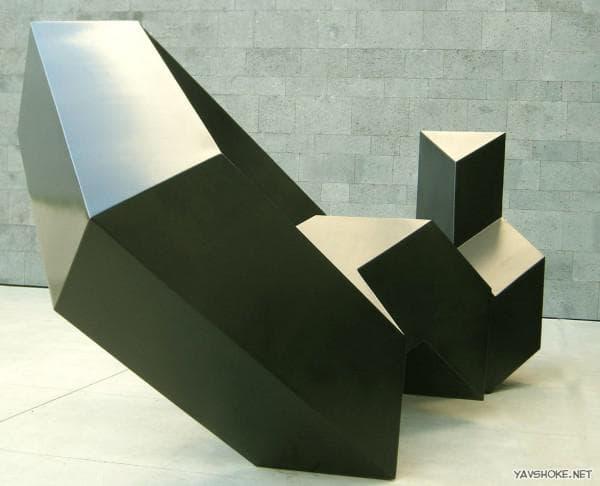 Скульптура в стиле минимализма