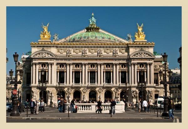 Национальный оперный театр в Париже