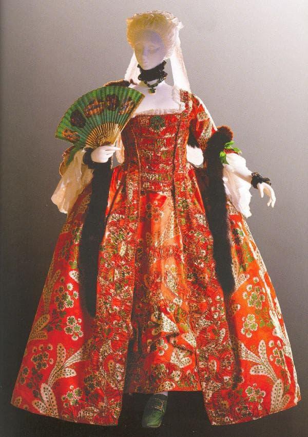 мода рококо