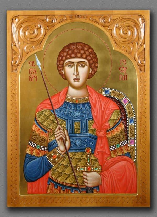 иконы в византийском стиле