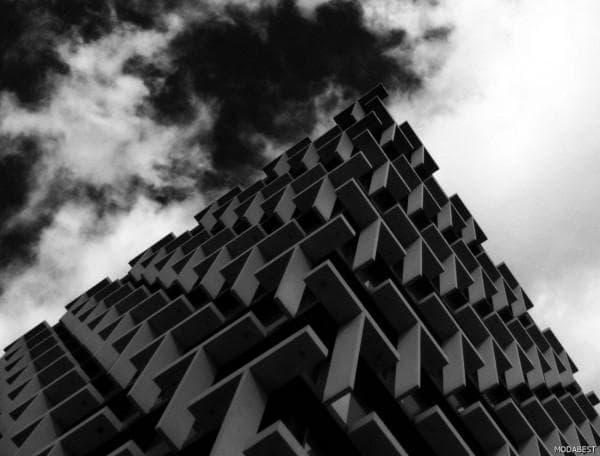 брутализм и необрутализм в архитектуре