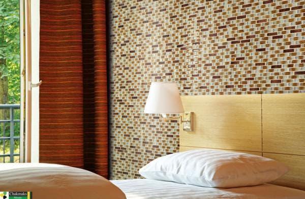chakmaks плитка в спальне