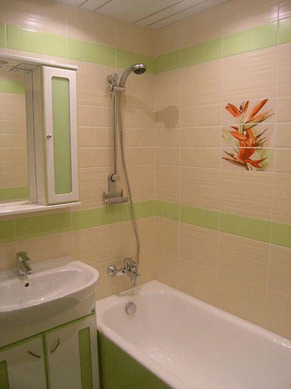ванная комната дизайн плитка