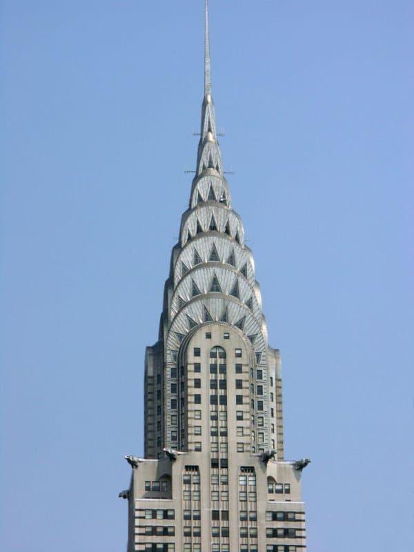 архитектура в стиле гранж