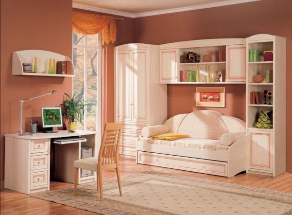 картинки комнат для подростков девочек