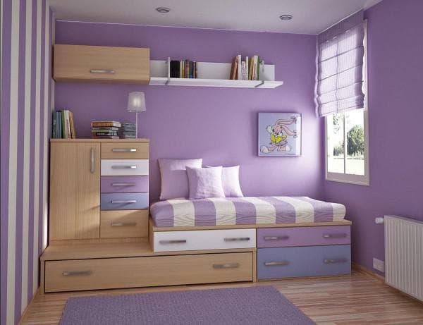 спальня для девочек подростков фото