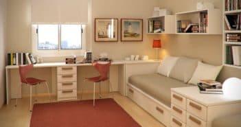 Дизайн подростковой комнаты для мальчика: обои, спальня, фото, подростка